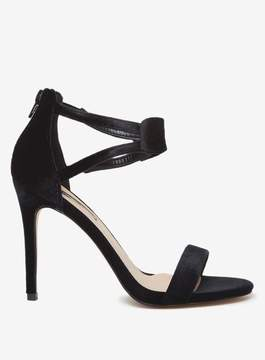 Dorothy Perkins Black 'Brianna' Heeled Sandals