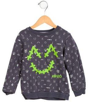 Kenzo Boys' Printed Sweatshirt