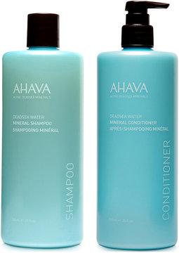 Ahava 2-Pc. Mineral Shampoo & Conditioner Set