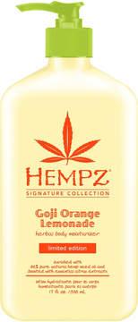 Hempz Limited Edition Goji Orange Lemonade Herbal Moisturizer