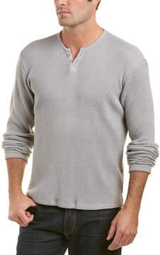 Joe's Jeans Waffle-Knit Henley