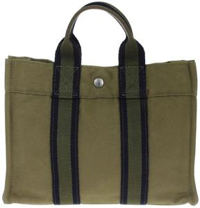 Hermes Toto tote - GREEN - STYLE