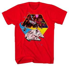 Star Wars Boys' T-Shirt - Red