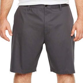 Claiborne Chino Shorts-Big and Tall