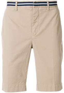 Hackett striped waistband shorts