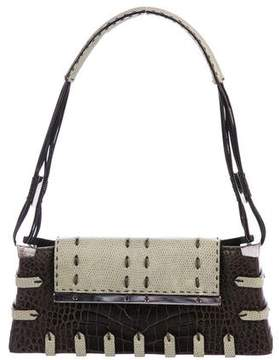 VBH Crocodile & Lizard Diva Bag