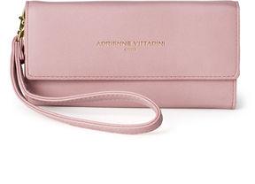 ADRIENNE VITTADINI Adrienne Vittadini Phone Wallet With Mirror Wristlet