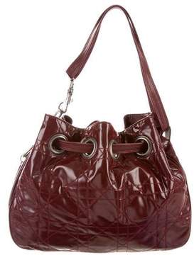 Christian Dior Cannage Bucket Bag