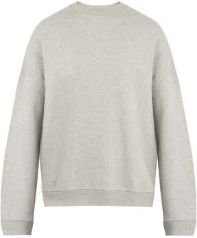 American Vintage Idilpark crew-neck cotton sweatshirt