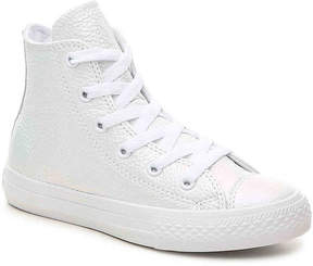 Converse Girls Chuck Taylor All Star Hi Toddler & Youth High-Top Sneaker