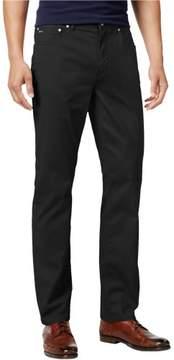 Michael Kors Stretch Casual Chino Pants Black 36x30