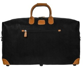 Bric's Life Collection 22-Inch Duffel Bag - Black