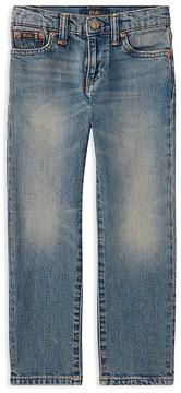 Ralph Lauren Boys' Straight-Leg Jeans - Little Kid