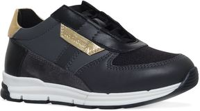 Dolce & Gabbana Dundee Panelled Sneakers