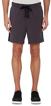 James Perse Men's Yosemite Stretch Cotton-Blend Shorts