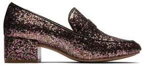 Kenneth Cole New York Gentle Souls By Kenneth Cole Eliott Bit Strap Glitter Loafer - Women's