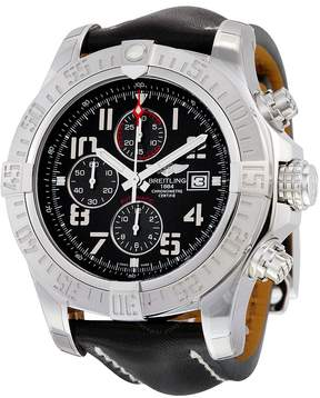Breitling Super Avenger II Chronograph Automatic Men's Watch A1337111-BC28BKLD