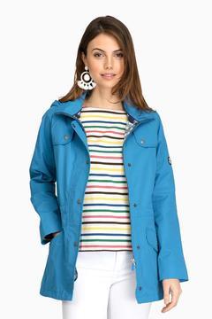 Barbour Beachcomber Blue Trevose Jacket