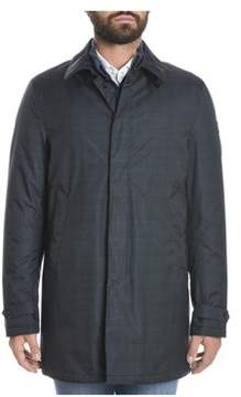 Montecore Men's Blue Polyester Coat.
