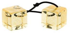 Louis Vuitton Logo Hair Cubes