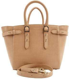 Aspinal of London Beige Leather Handbag