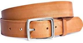 Rag & Bone Boyfriend Embossed Leather Belt