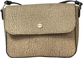 Borbonese Graffiti Mini Shoulder Bag