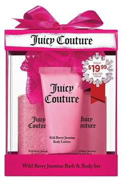 Juicy Couture Women's Bath & Body Set Target Exclusive