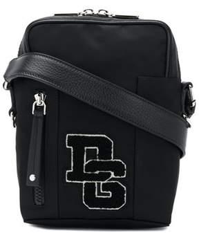 Dolce & Gabbana Dolce E Gabbana Men's Black Polyamide Messenger Bag.