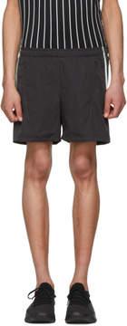 Cottweiler Black Contrast Binding Signature 2.0 Shorts