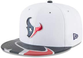 New Era Boys' Houston Texans 2017 Draft 59FIFTY Cap