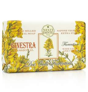 Nesti Dante Dei Colli Fiorentini Triple Milled Vegetal Soap - Broom