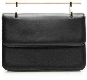 M2Malletier La Fleur du Mal Calf Leather Bag in Black