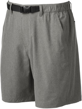 Croft & Barrow Men's Outdoor Belted Stretch Shorts