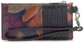 Patricia Nash Peruvian Painting Collection Almeria Wristlet