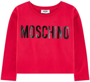 Moschino Short logo T-shirt