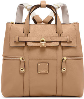 Henri Bendel Jetsetter Convertible Leather Backpack
