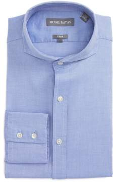 Michael Bastian Trim Fit Oxford Dress Shirt