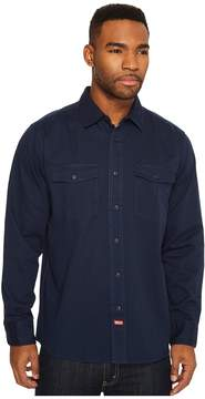 Brixton Olson Long Sleeve Woven Men's Clothing