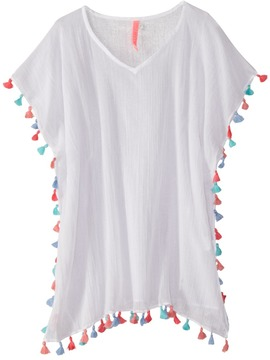 Seafolly Girls' Summer Essentials Kaftan 8164619