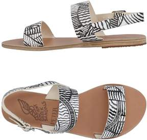 Ancient Greek Sandals x PETER PILOTTO Sandals