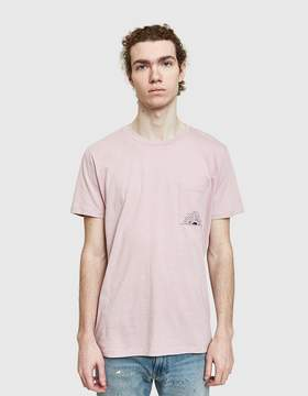 Levi's Pocket Tee in Blush