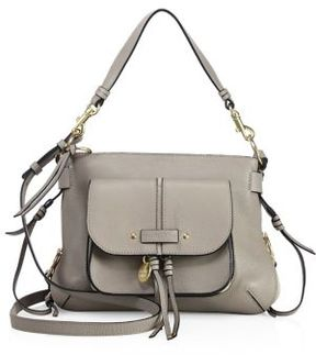 See by Chloe Olga Leather Small Hobo Bag