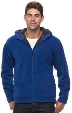 New Balance Men's Sherpa-Lined Polar Fleece Hooded Jacket