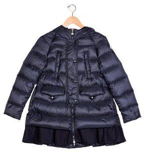 Moncler Girls' Madeleine Puffer Coat