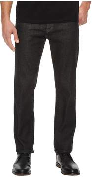 Agave Denim Classic Fit Sweet Cotton in Black Men's Jeans