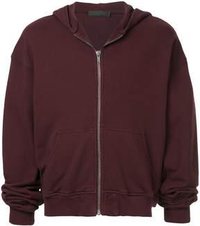 Haider Ackermann zip-up hoodie