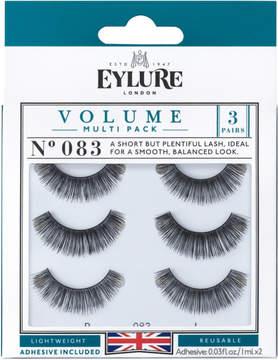 Eylure Volume No. 083 Triple Pack