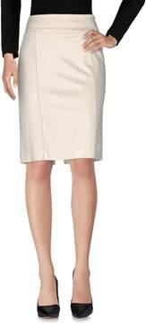 Roberta Scarpa Knee length skirts