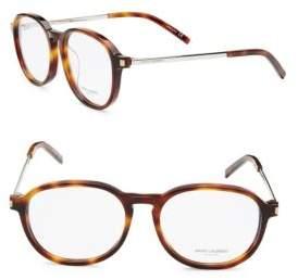 Saint Laurent 53MM Optical Glasses